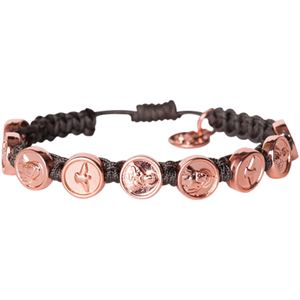 Picture of Rose Gold Trinity Bracelet